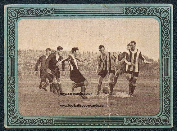 1923 St Mirren v Notts County Spain